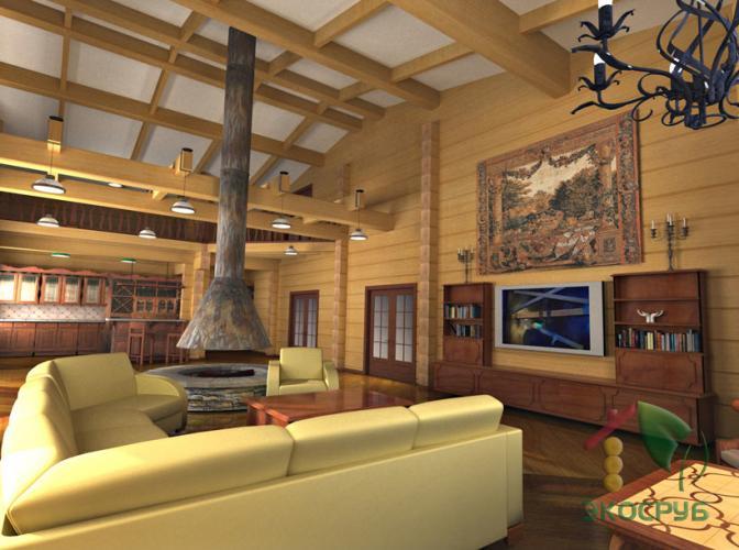 Срубы фото деревянные дома из сруба